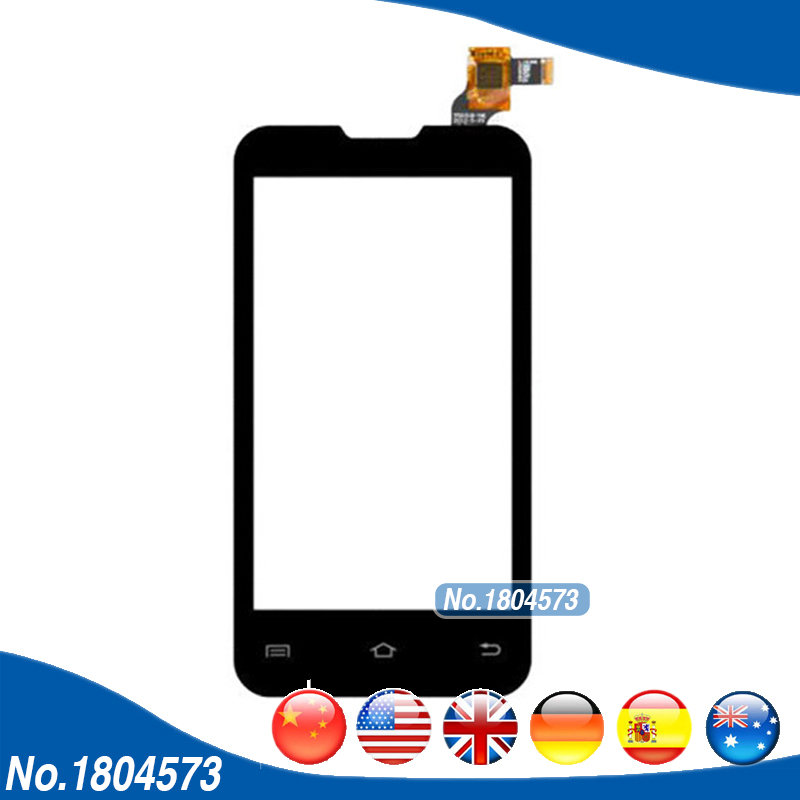 4.0 inch Touch Panel Replacement For Prestigio MultiPhone PAP4020 PAP 4020 DUO Touch Screen Digitizer Black Color 1PC/Lot