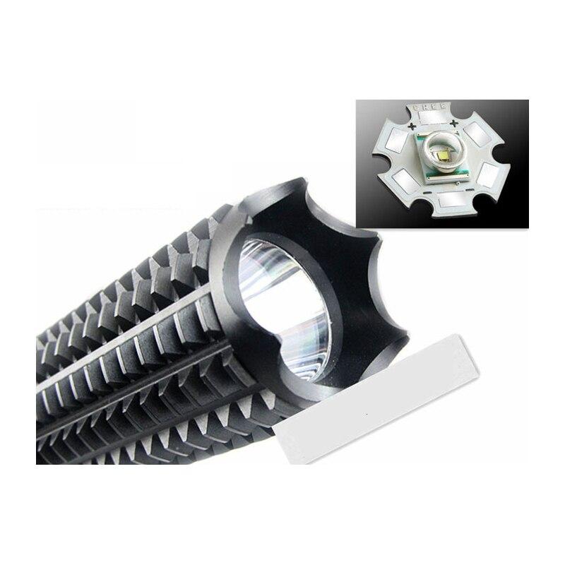 LED CREE Q5 Chips Flashlight Mace Baseball Bat Torch Long Lamp Security Military Club Light 3 Modes Torchlig