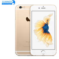 "Unlocked Apple iPhone 6S Original Mobile Phone 4.7"" IOS Dual Core A9 16/64/128GB ROM 2GB RAM 12.0MP 4G LTE IOS Smartphone"