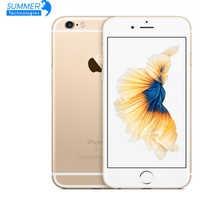 "Unlocked Apple iPhone 6S Original Mobile Phone 4.7"" IOS Dual Core A9 16/64/128GB ROM 2GB RAM 12.0MP 4G LTE IOS Smartphone"
