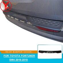 Protector de parachoques ABS para Toyota Fortuner HILUX SW4 2015 2016 2017 2018 accesorios de diseño de coche para toyota fortuner 2017 YCSUNZ
