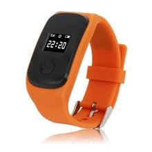 Kids Track Smart Watch SOS Alarm 2016 NEW GPS Tracking Watch SIM Card font b Smartwatch
