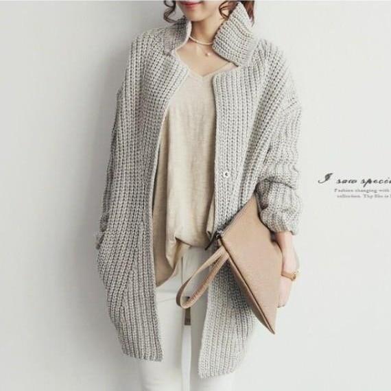 Designer Sweater Coats - Sm Coats