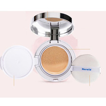 Buy One Get One Moisturizer Cushion BB Cream Concealer Natural Nude Sun Block Eye Face BB Cream Makeup