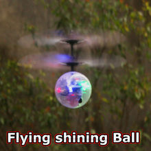 RC Flying Ball Drone Helicopter Ball Built-in Shinning LED Lighting Electric Toy