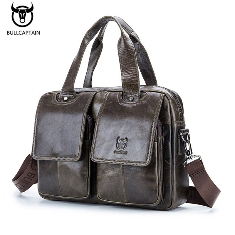 Classic Design Large Size Genuine Leather Briefcases Men Casual Business Man Bag Office Briefcase Bags Laptop Bag Travel Handbag юбка marina yachting marina yachting ma999ewqrm10