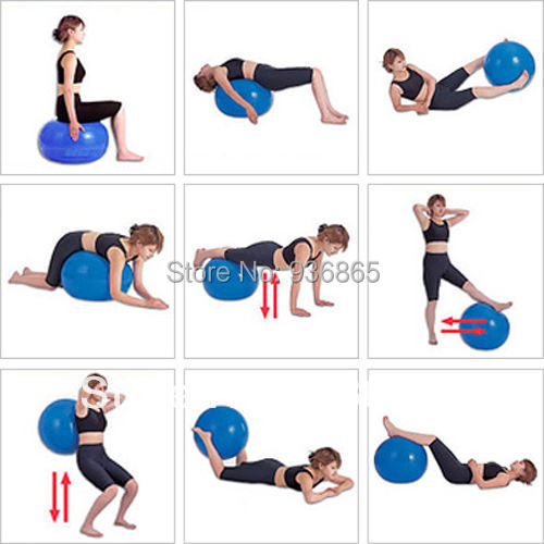 Balance Ball Induce Labor: Pregnancy Exercises On Gym Ball
