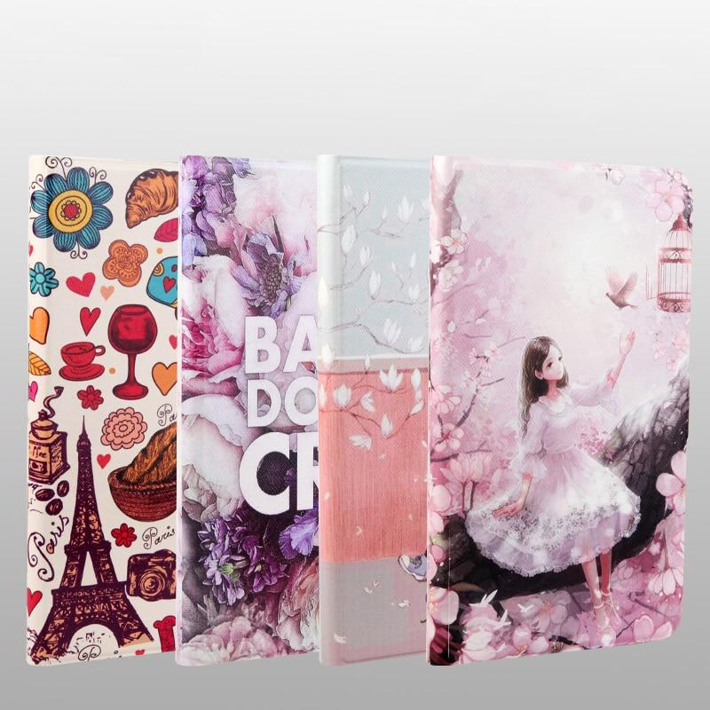 Silicone Étui En Cuir PU Funda Pour Huawei MediaPad T1 7.0 T1-701U/W T2 7.0 BGO-DL09 BGO-L03 Tablette Peau étui + Stylet
