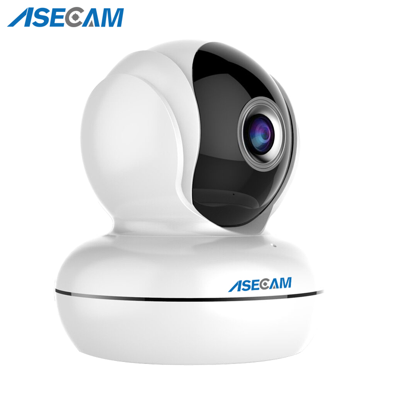 Smart HD Wifi 1080P IP Camera Wireless Home Pan Tilt Baby Monitor CCTV Wi fi ip