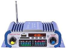 ดิจิตอลเครื่องเสียงเครื่องเล่น40วัตต์ไฮไฟเครื่องขยายเสียงวิทยุFM MP3เล่นการ์ดSDดิสก์USBสล็อตPower AdapterสำหรับDVD CDทีวีคอมพิวเตอร์เครื่องเสียงรถยนต์