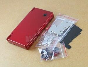 Image 2 - Voor Nintendo Dsi Vervanging Volledige Behuizing Beschermhoes Met Knoppen Vervanging Voor Ndsi Shell Behuizing