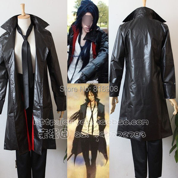 Japanese anime katekyo hitman reborn cosplay costumes six skeletons cos costume anime cosplay Halloween costume