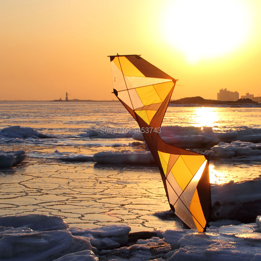 how to fly a 2 string stunt kite