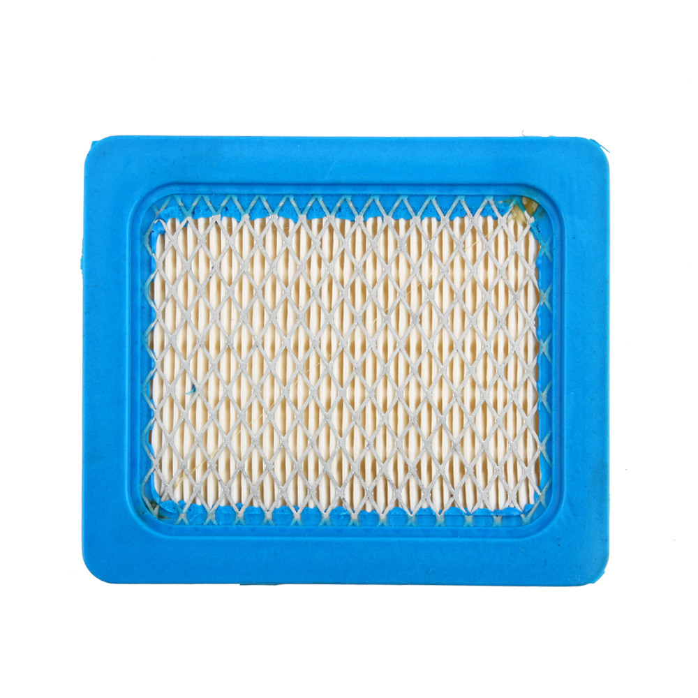 1Pc Air Filters For Briggs & Stratton Square Lawn Mower Accessories