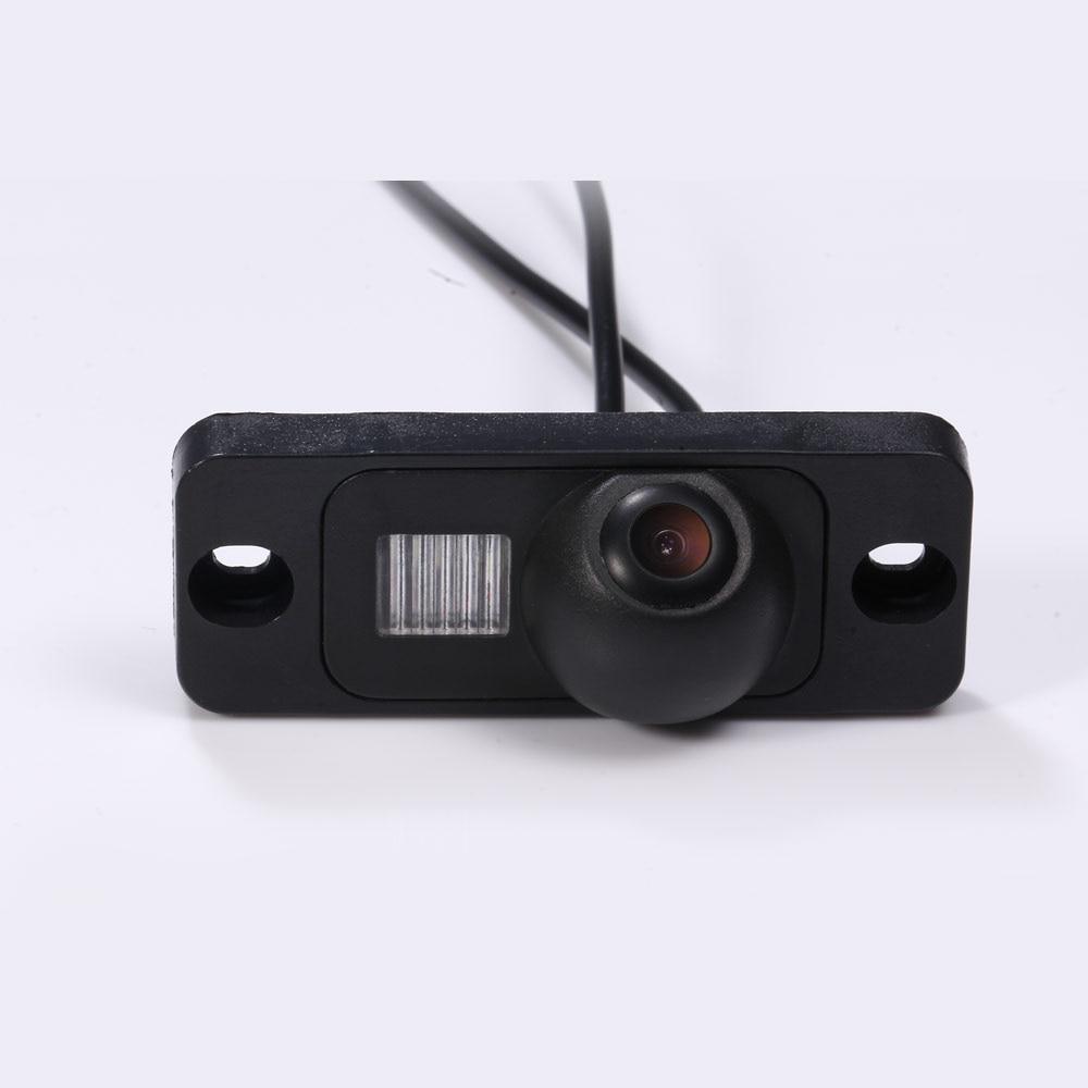 For Mercedes Benz M class W164 W163 car reverse rear view parking back camera waterproof HD night vision wireless screen