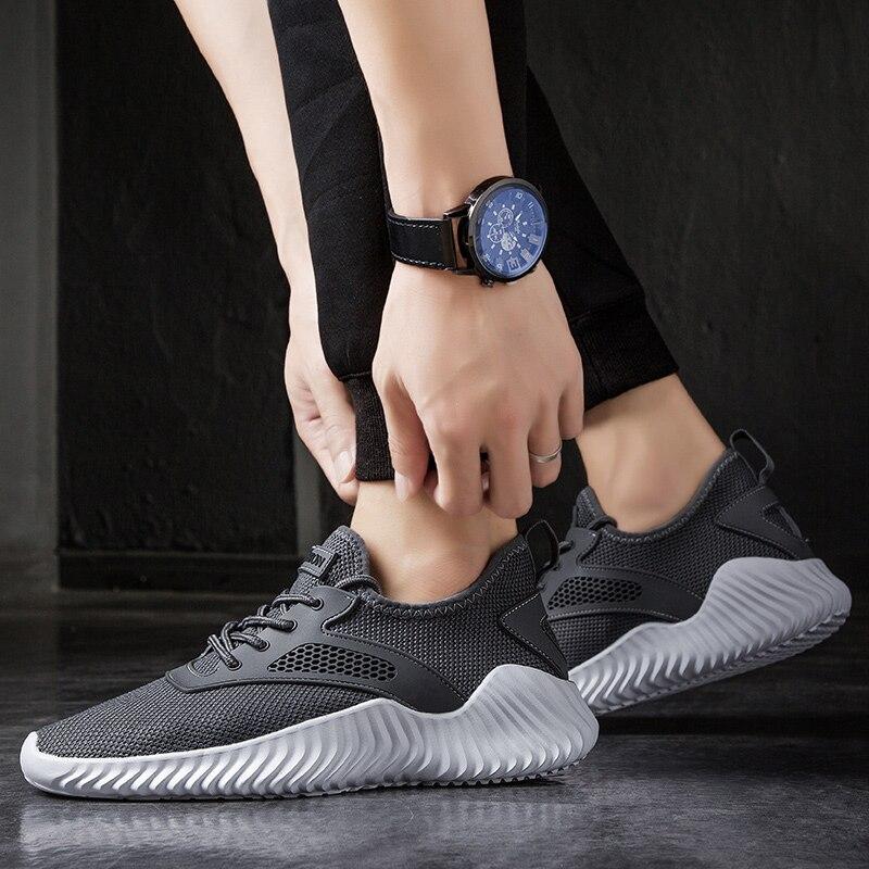 Image 5 - Женские спортивные кроссовки, большие размеры, роскошные дышащие кроссовки для женщин, спортивная обувьОбувь без каблука   -