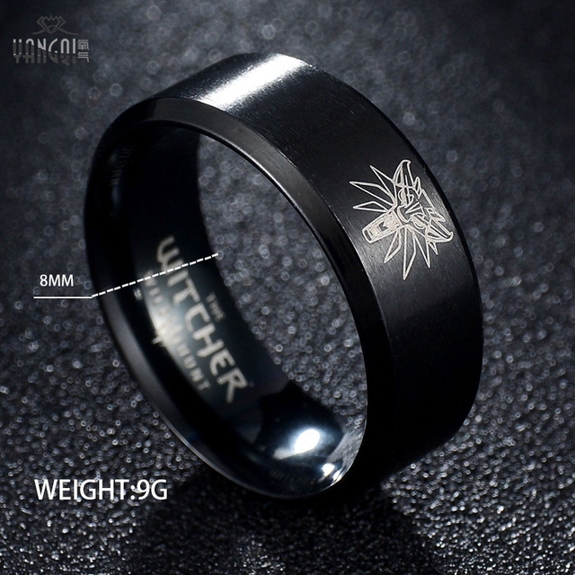 The Witcher Men's Ring