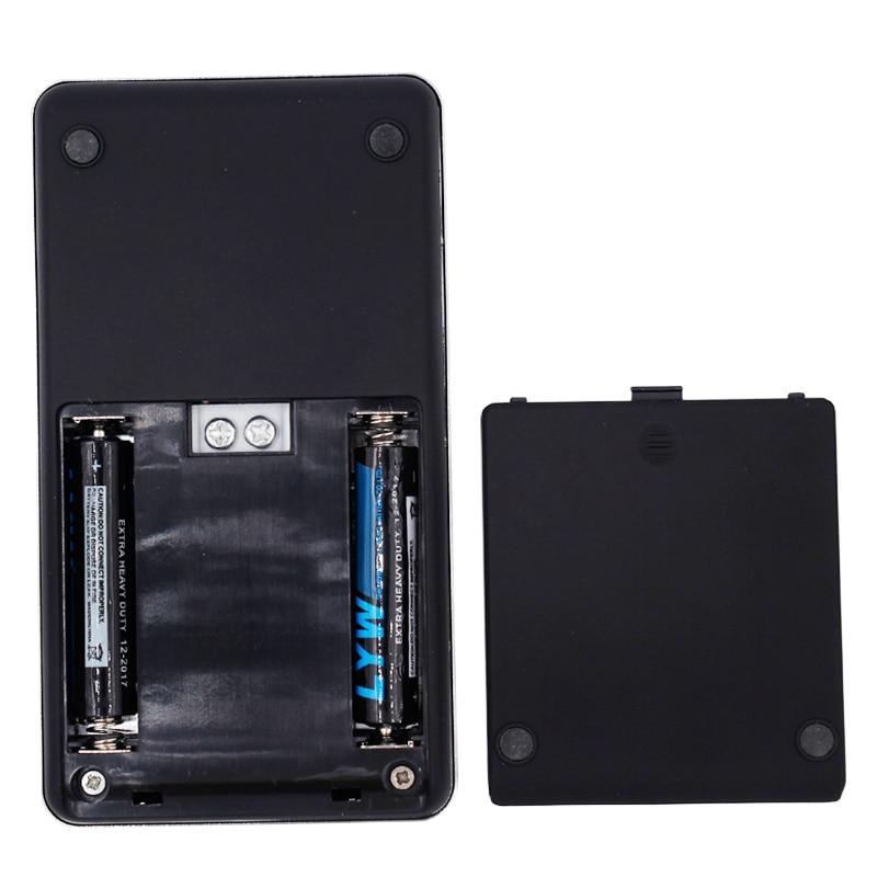 От DHL FedEx 300 г x 0,01 г Мини электроные цифровые весы карманные весы с ЖК-дисплей Дисплей 20% off