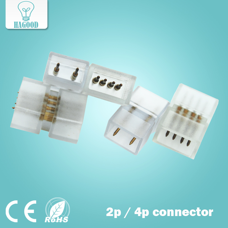 10x 3p Spring Connector wire no welding no screw for led strip tube Ceiling lamp
