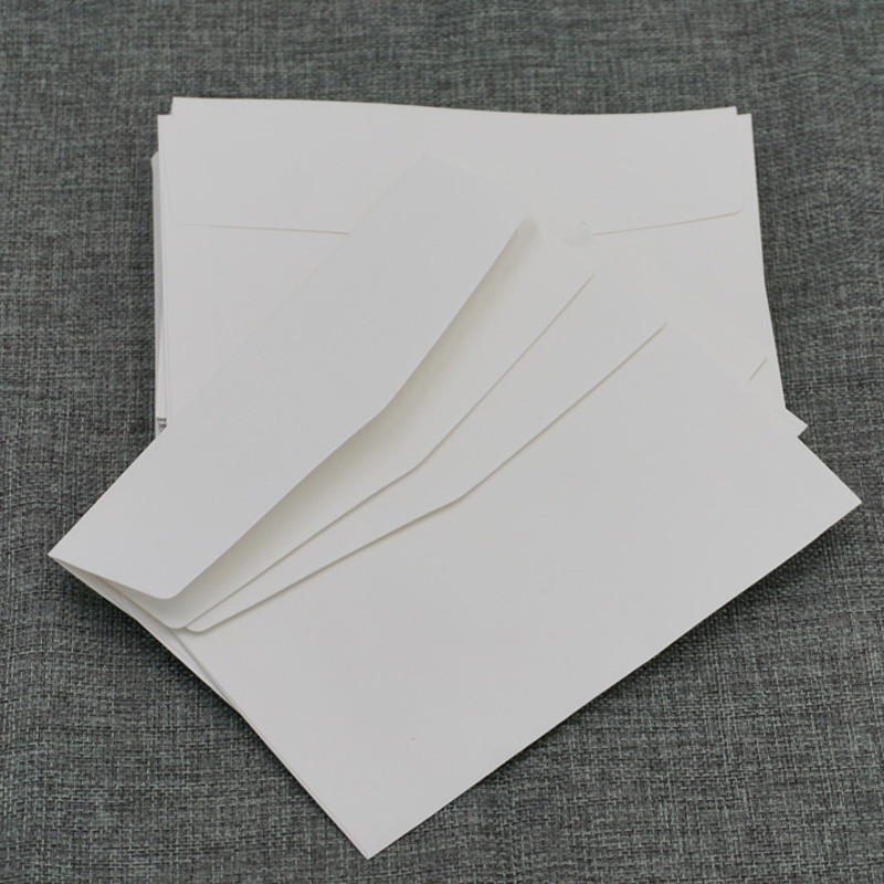 10pcs white 147x208 mm diy paper business envelope gift card 10pcs white 147x208 mm diy paper business envelope gift card envelopes for wedding birthday party invitation decoration envelope in cards invitations from reheart Choice Image