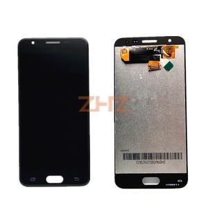 Image 2 - Dla Samsung Galaxy J5 Prime wyświetlacz LCD montaż digitizera ekranu dotykowego G570 wymiana G570F G570Y On5 2016 części naprawa