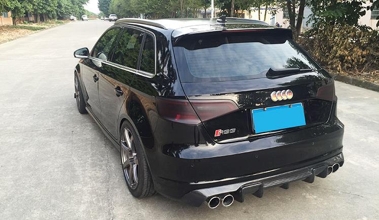 Popular Audi A3 Rear Diffuser-Buy Cheap Audi A3 Rear ...
