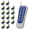 AC 220V 433Mhz Wireless Remote Control Switch Remote Switch System 1CH Relay Module Receiver With 16CH