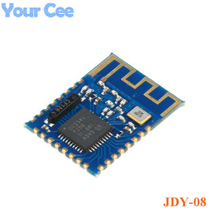 JDY-08 BLE Bluetooth 4.0 Uart Module émetteur-récepteur CC2541 commutation centrale sans fil Module igyrophare Password123456