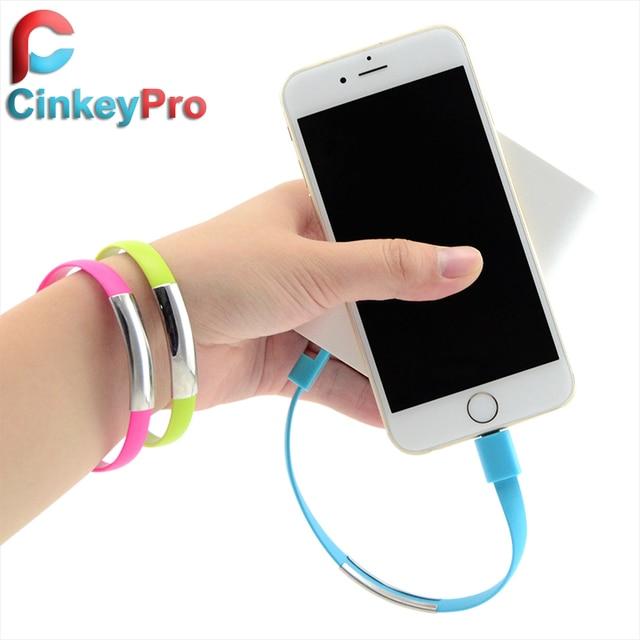 Браслет - шнур USB для iPhone