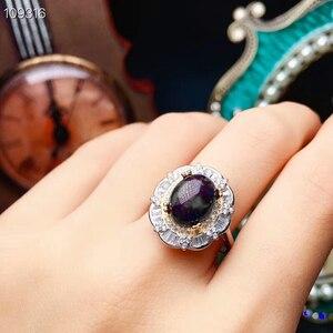 Image 3 - MeiBaPJ נדיר טבעי שחור נקי אופל חן טבעת ושרשרת 2 Siut עבור נשים אמיתי 925 כסף סטרלינג תכשיטים סט