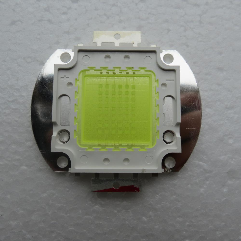 LED100W Projector led high power led lamp led bridgelux chip 45mil 150-160lm/w projector lamp beads 8000-9000K