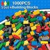 Building Blocks 415pcs DIY Creative Bricks Toys For Children Educational Compatible Bricks Lego Compatible Free Shipping