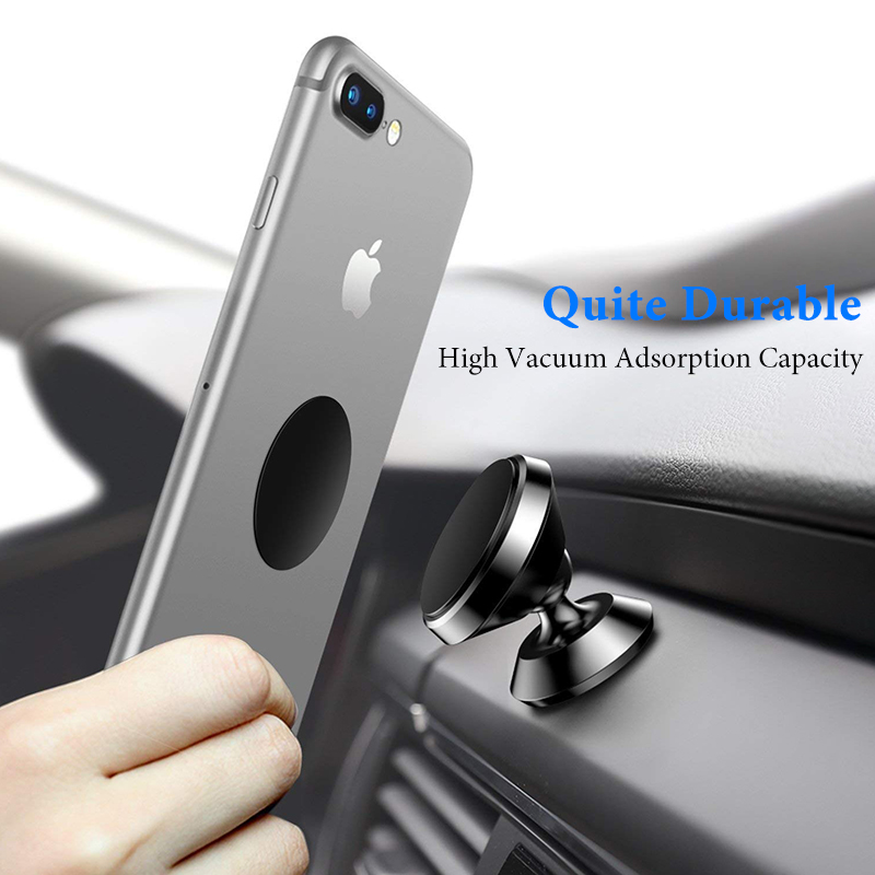 Hot sale Metal Plate Universal Replacement Metal Plate Kit With Adhesive for Magnetic Car Mount Phone Holder Magnet Mobile Stand in Phone Holders Stands from Cellphones Telecommunications
