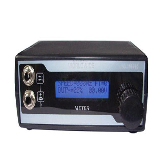Crazy High Quality Digital LCD Tattoo Power Supply Cheap Mini Tattoo Power Supply Free Shipping