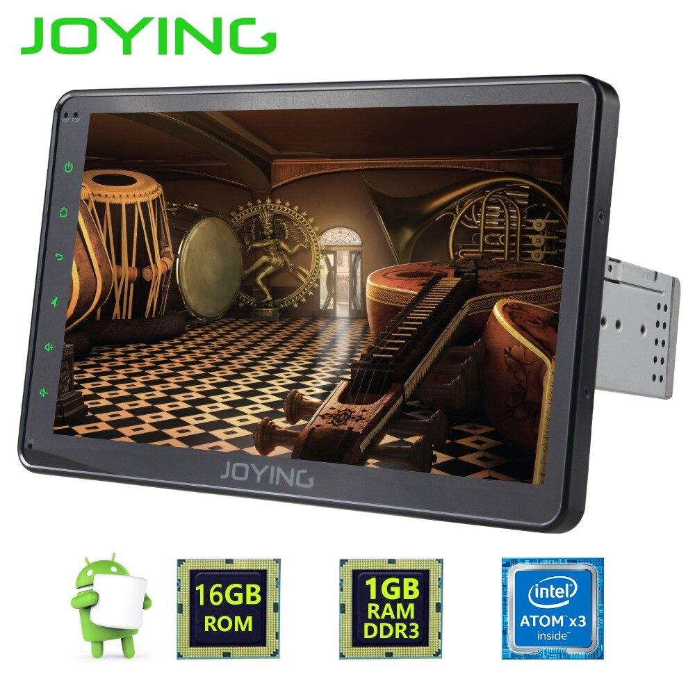 Joying 10 1 Single 1 Din Android 6 0 font b Car b font font b
