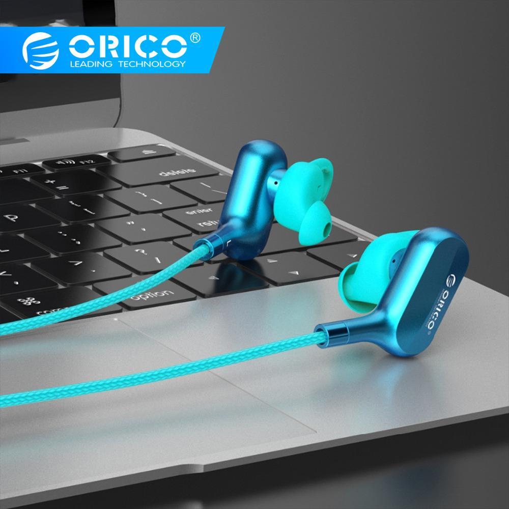 ORICO bluetooth esportes fone de ouvido à prova d' água sem fio bluetooth baixo fone de ouvido com microfone para iPhone telefone xiaomi