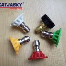 Gun-Sprayer Nozzle Car-Washer Quick-Release-Connector High-Quality Tip-Set 40-65degree
