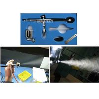 Model Paint Pigments Air pump airbrush Touch up Airbrush pen Pneumatic tool 8732 stainless steel material Needle 0.3mm caliber