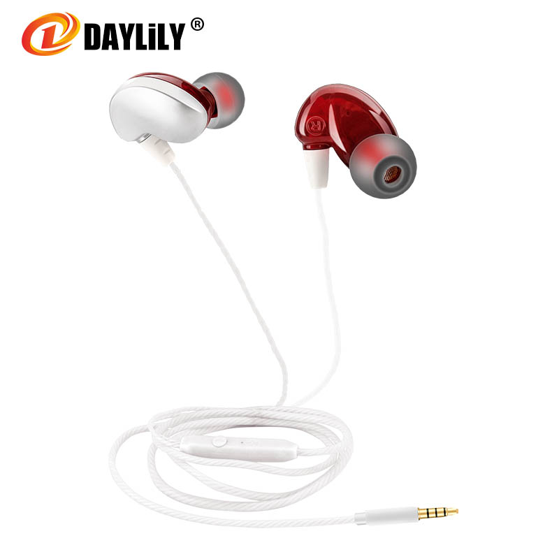 2017 New Earphones sports fone de ouvido phone hifi Earphone auriculares gaming bass microphone headset gamer Dj earphone Mp3 pc