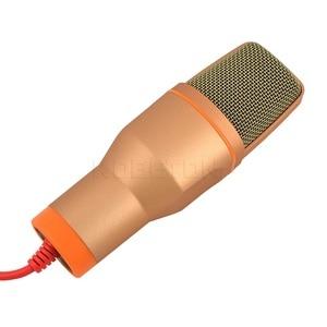 Image 3 - Kebidumei Kondensator Mikrofon 3,5mm Stecker Home Stereo MIC Desktop Stativ Mikrofon für Skype Chat Video Gaming Aufnahme
