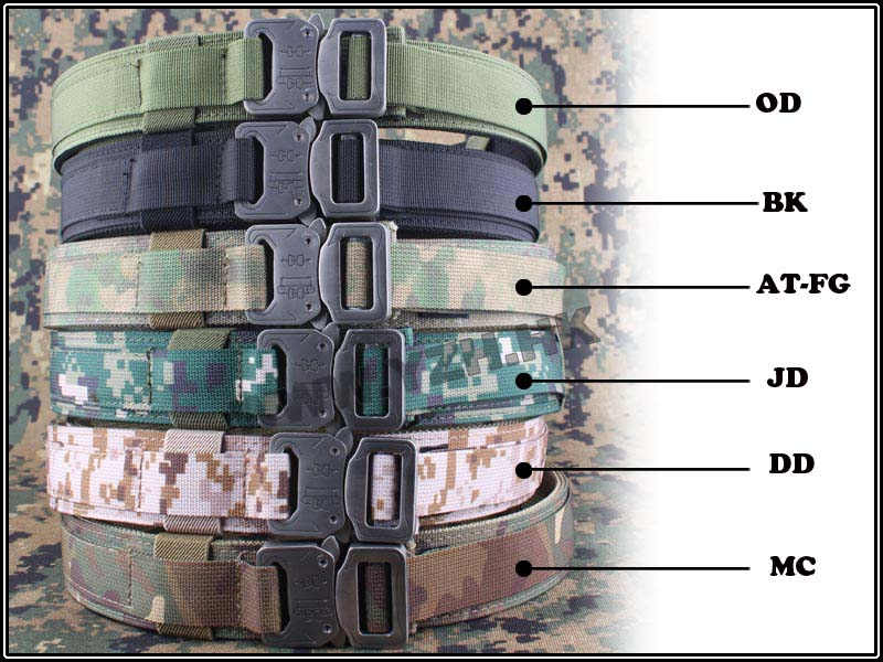 Prix pour TMC Dur 1.5 Pouce Shooter Ceinture Airsoft Paintball Militaire Armée Ceinture Hommes Ceinture TMC1939 EM9250 Multicam ATFG Highlander AOR