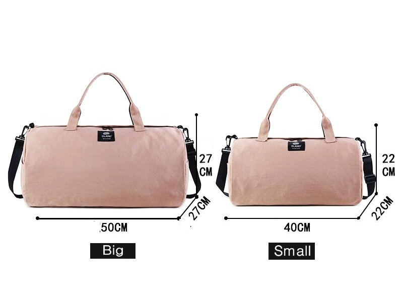 205b56f87a2c ... Girl Waterproof Oxford Yoga Bag Lightweight Outdoor Travel Tour Bag  Camping Luggage Shoulder Bag. AXT1 AXT2. AXT3. Name  Women sport bags for  traveling