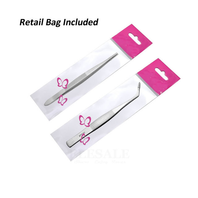 1-5 Pcs Mini Portable Stainless Steel Tweezers Wound Treatment Tool For Grip Small Things Repair First Aid Kits Supplies 5