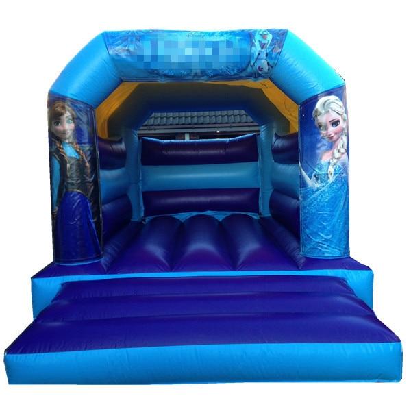 Небольшой прыжки области комнатный надувной батут