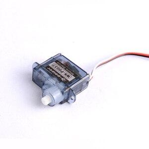 Image 4 - Microservo para avión de control remoto, helicóptero, Dron, barco para Arduino, 1 Uds./3 uds./5 uds./10 Uds./20 piezas Uds. K power P0037 3,7G