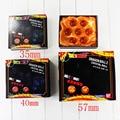 3 Estilo 7 Unids/set Dragon Ball Crystal Ball Z Figura PVC Juguetes 3.5 cm 4/5.7 cm 1 ~ 7 Estrella Muñecas de Juguete de Regalo para la Navidad