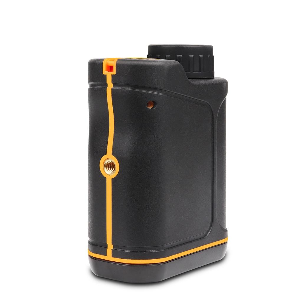 SNDWAY Telemetro laser da golf palmare monoculare Caccia misuratore - Strumenti di misura - Fotografia 4