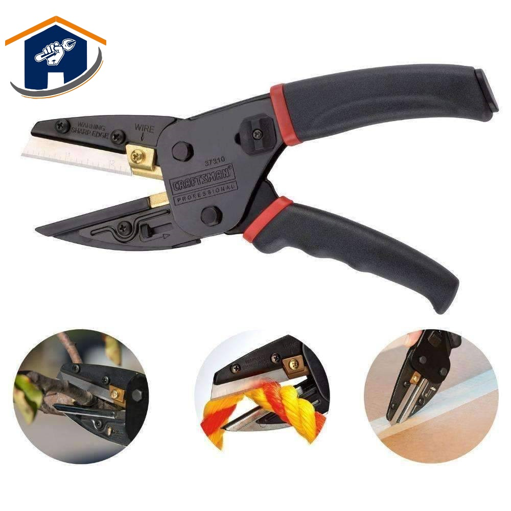 """Cutting Pliers Stainless Steel Wire Rope 8/"""" Cutters Cable Cutter Snips Tool"""