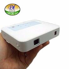 Todos Ganan Android4.4 Proyector Portátil Con Pantalla Táctil Bluetooth Wifi Soporte HDMI TV del Teatro Casero LED DLP Proyector A400
