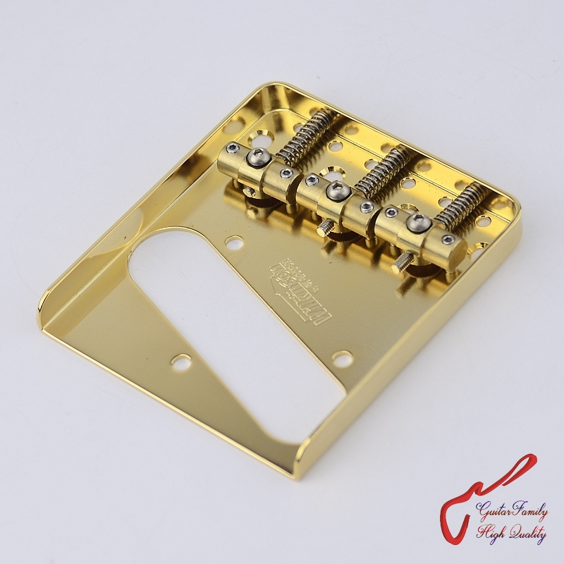 Genuine Original GOTOH Wilkinson WT-3 Vintage Electric Guitar Fixed Bridge Gold MADE IN JAPAN цена